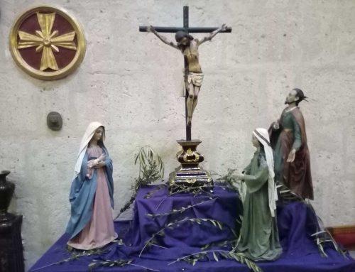 LA PASION DE CRISTO EN EL ARTE VIRREINAL